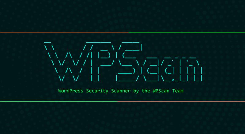Sử dụng WPScan để pentest website WordPress